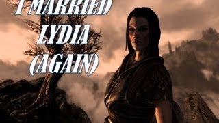 Skyrim: How to marry Lydia without cheats