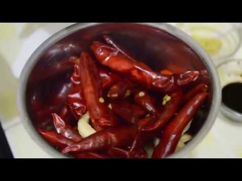 Schezwan Sauce  Shezwan Sauce Recipe By Chef Shaheen