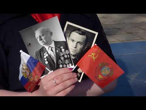 О своем прадеде ветеране Великой Отечественной войны рассказывает Анастасия Курбатова: Кушва