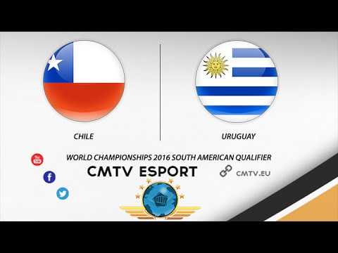 CS:GO - Chile vs Uruguay - BO3 -The World Championships 2016 South American Qualifier