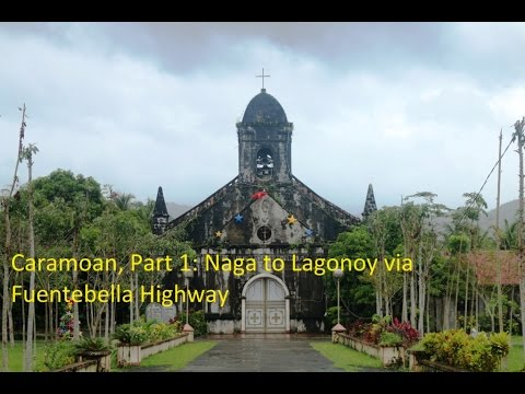 Caramoan, Part 1 Naga to Lagonoy