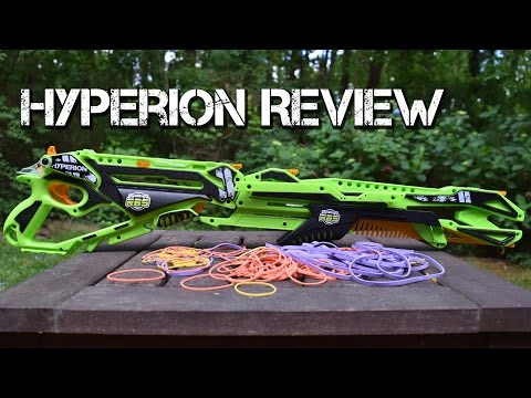 Review: Precision RBS Hyperion Unboxing and First Impressions