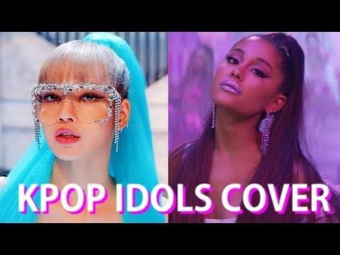 KPOP IDOLS DANCING/SINGING to POP/RAP MUSICS