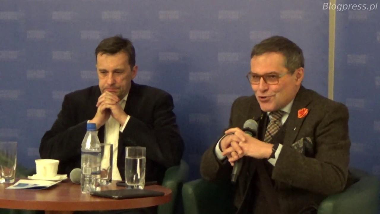 Tajemnice Wywiadu - o agenturze PRL w Watykanie (Gadowski, Gmyz, Bułhak)