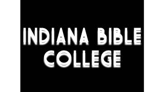 Watch Indiana Bible College There Is A God video