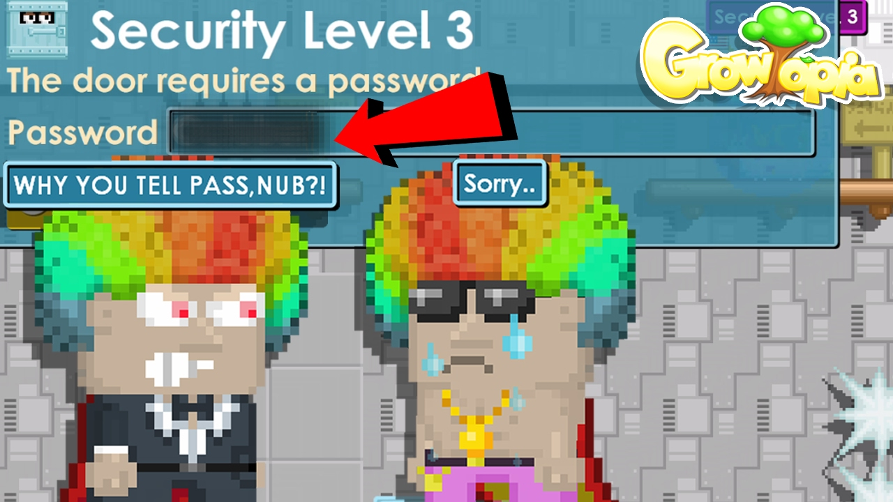 5 Secret Worlds Owned By Hamumu Passwords Growtopia Youtube