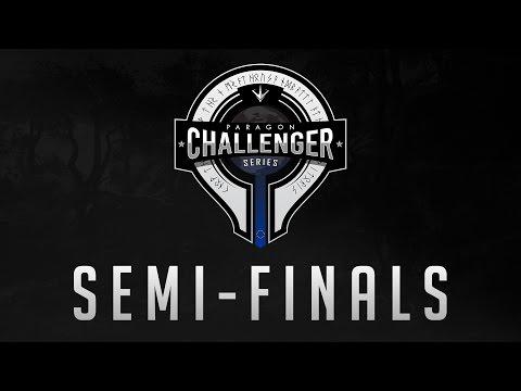 Paragon Challenger Series - Semi-Finals - Team Oxygen eSports vs Carbon eSports EU - Game 2