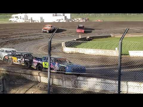 Jamestown Speedway - Wissota Street Heat# 3, 6/22/2019