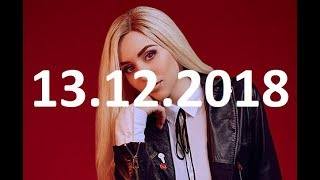 TOP 20 SINGLE CHARTS ►13. Dezember 2018 [FullHD]