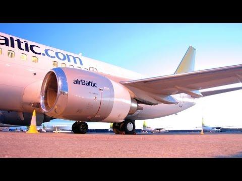 [Flight Report] AIR BALTIC | Riga ✈ Tampere | Boeing 737-500 | Economy