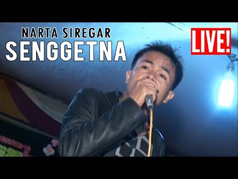 Lagu Karo | Senggetna - Narta Siregar (Live)