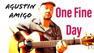 "Agustin Amigo - ""One Fine Day"" (Sting) - Solo Acoustic Guitar"