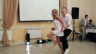 Первый свадебный танец Украинцев) Аля Буги-Вуги.mp4