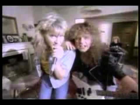 def leppard - pour some sugar on me music video official