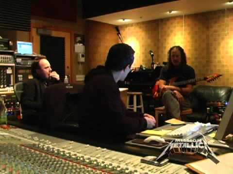 Mission Metallica: Fly on the Wall Clip (August 9, 2008) Thumbnail image