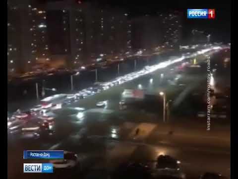 """В ростовской Левенцовке на """"зебре"""" сбили пешеходов, водитель скрылся"""