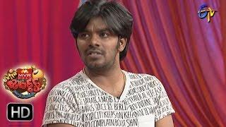 Sudigaali Sudheer Performance   Extra Jabardsth   31st March 2017   ETV  Telugu