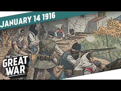 The Invasion Of Montenegro - The End of Gallipoli I THE GREAT WAR - Week 77