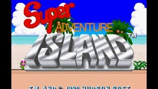 Super Adventure Island full playthrough - Super Nintendo