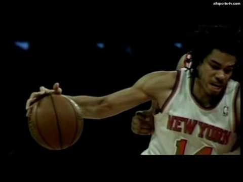New York Knicks - Los Ángeles Lakers [NBA Finals 1973 - Game 5] 1/2