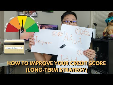 How to Improve Your Credit Score (Long-Term) as a Millennial