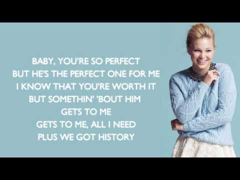(Lyrics) Olivia Holt - History