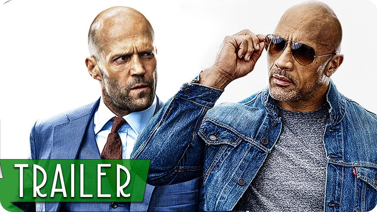 FAST & FURIOUS: HOBBS & SHAW Trailer 2 German Deutsch (2019)