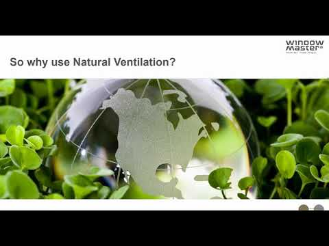 Videos about natural ventilation systems