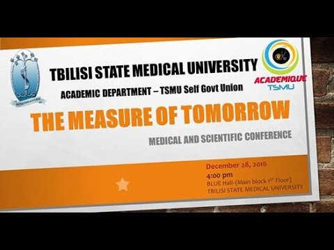 Academic TSMU - Medical and Science conference