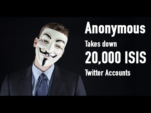 HOW TO JOIN ANONYMOUS  - A BEGINNER'S GUIDE mobile