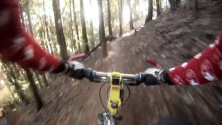 Sweet, Narrow, Fast Singletrack Thumbnail