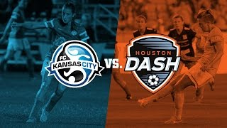 FC Kansas City vs. Houston Dash