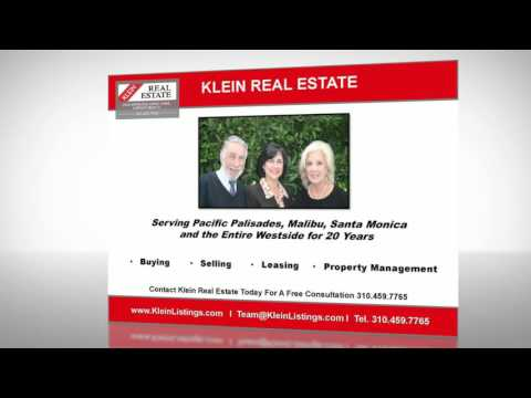 Klein Real Estate Pacific Palisades Malibu Santa Monica 1 13 2016 1080p