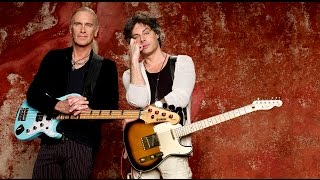 Richie Kotzen and Billy Sheehan of The Winery Dogs