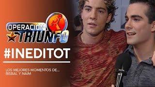 LO MEJOR DE DAVID BISBAL Y NAIM THOMAS | #ineditOT