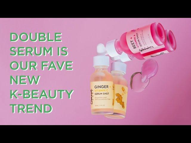 e1e19fda81d4 Double Serum Is 2019 s Hottest K-Beauty Trend – GLOW RECIPE