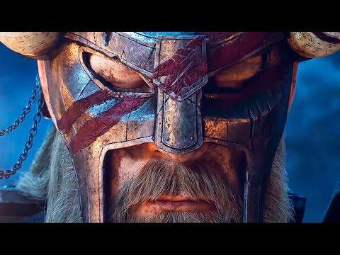 ТЕМНОЕ СЕРДЦЕ СКАЙРИМА - РЕАКЦИЯ И ОБСУЖДЕНИЕ! The Elder Scrolls Online Greymoor
