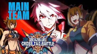 I now have my two favorite Blazblue characters in Cross Tag! So, I'...
