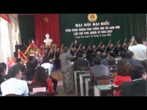 Hát Then ngành GTVT Lạng Sơn 2012