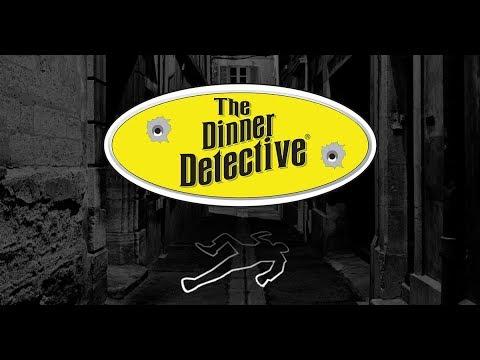 Murder Mystery Dinner Theatre | The Dinner Detective