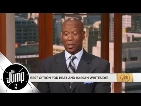 Byron Scott calls out Hassan Whiteside: You gotta grow up | The Jump | ESPN