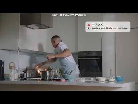 How to prevent fires | Protected by Ajax