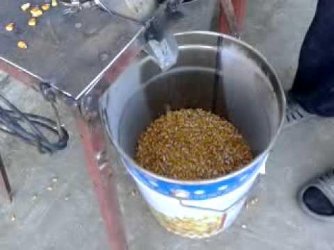 миниэлектро лущилка кукурузы(