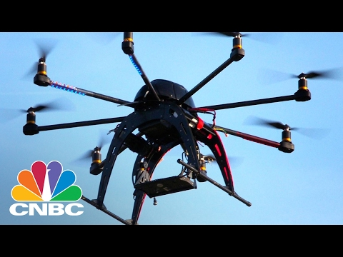 UPS Successfully Tests Residential Delivery With Drones | CNBC