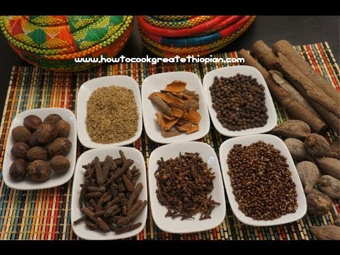 Mekelesha - Stew spice mix | Authentic Ethiopian Spice. Organic ...