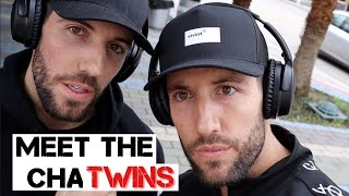 THE CHATWIN TWINS | PART 1 | A DAY IN THE LIFE | NOT YOUR TYPICAL DAY JOB