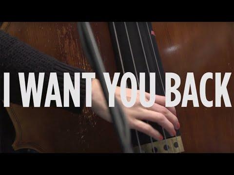 "Lake Street Dive ""I Want You Back"" Jackson 5 Cover Live @ SiriusXM // The Coffee House"