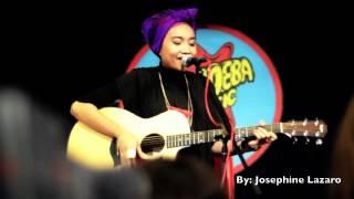 Yuna- Dan Sebenarnya (Acoustic Live @ Amoeba)