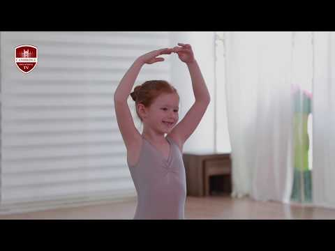"Ballet With Natalia On Cambridge TV (1) -  بەرنامەی "" بالێ لەگەڵ ناتالیا"" لە کەناڵی کامبرێج ئەلقەی ١"