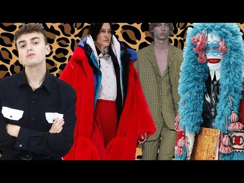 FALL 2018 FASHION TRENDS TO KNOW (how to get runway looks into your wardrobe for cheap)